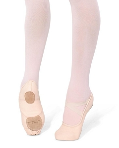 Hanami Split Sole Canvas Ballet Shoe Capezio