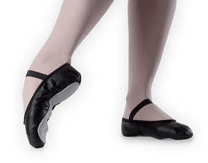 Capezio Teknik 200 Black full sole