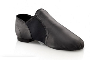 Capezio E Series Slip on Jazz Shoe