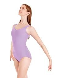 Capezio PINCH FRONT TANK LEOTARD WITH STRAPPY BACK